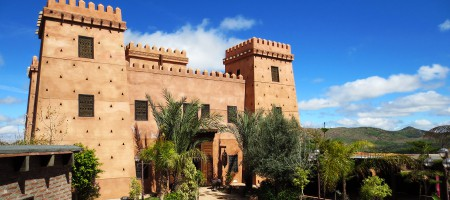village maroc moto