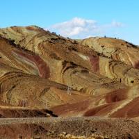 circuit moto désert maroc