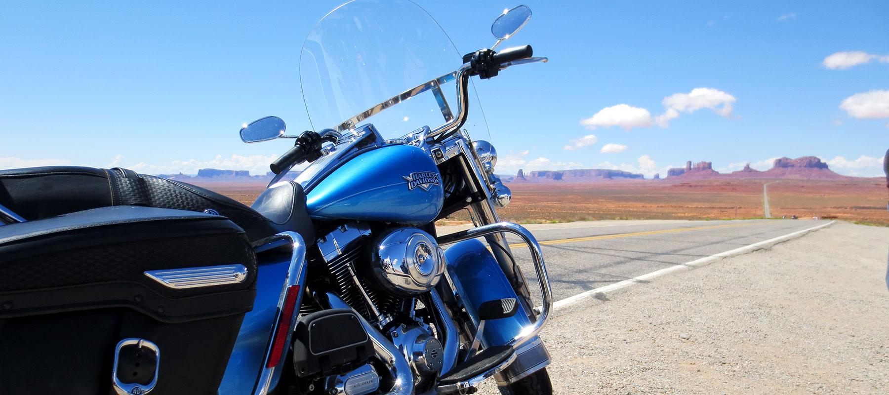 voyage moto usa harley davidson