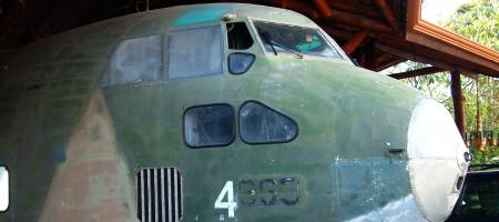 avion militaire costa rica