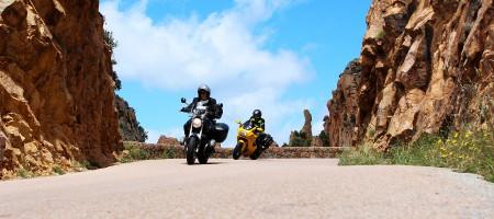 voyage corse moto