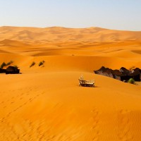 voyage moto desert maroc