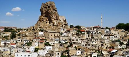 voyage moto cappadoce