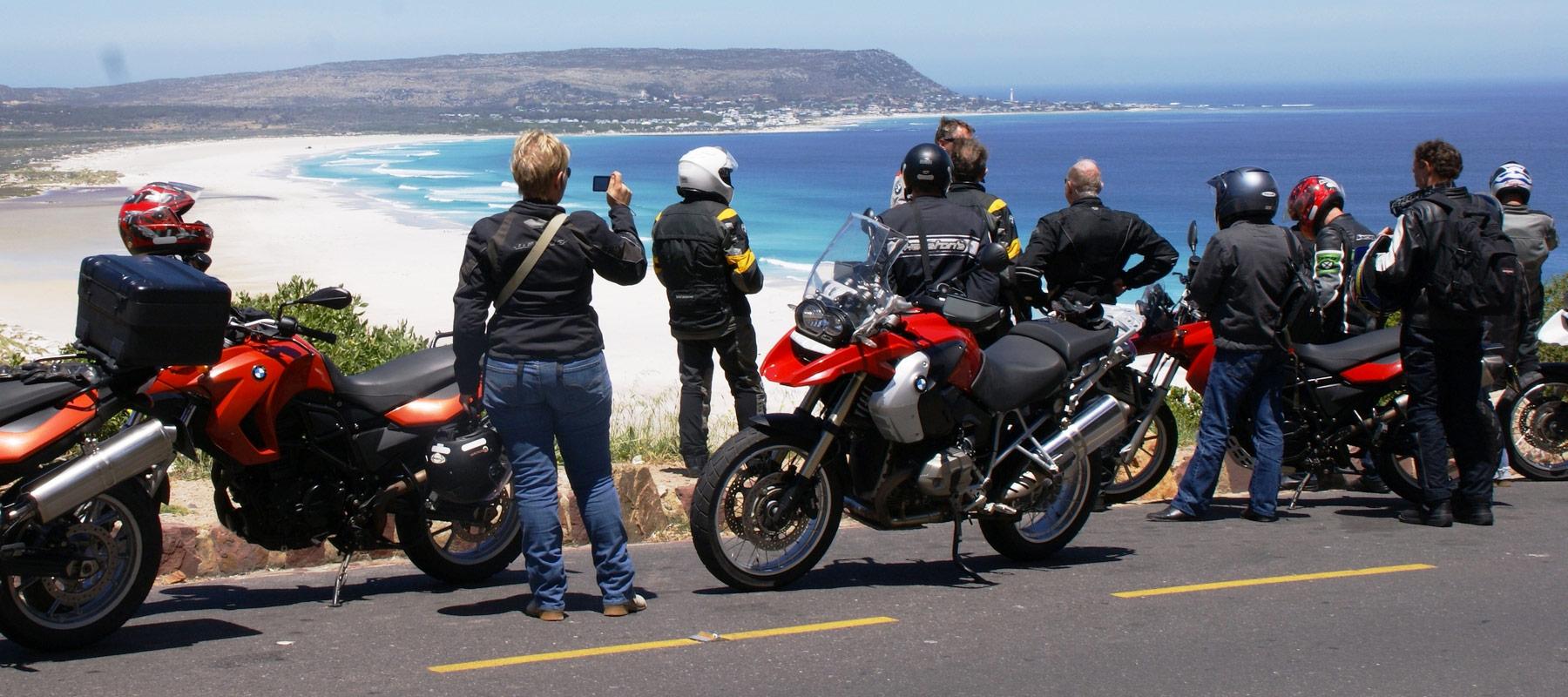 route des jardins circuit en moto