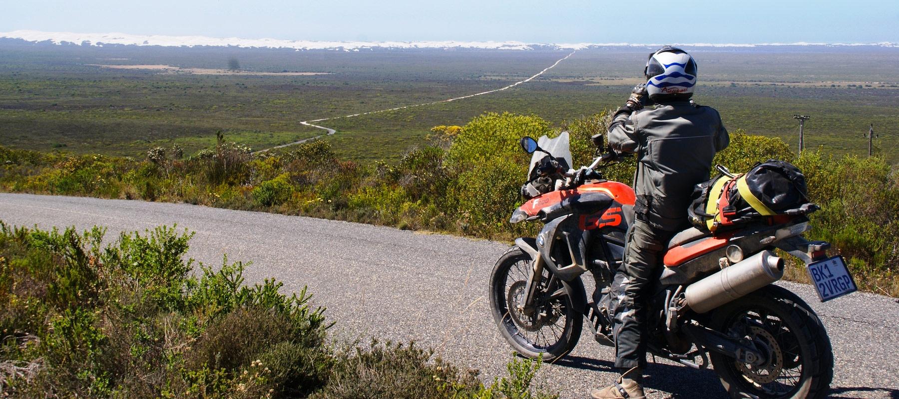 voyage moto en afrique du sud la route des jardins en libert. Black Bedroom Furniture Sets. Home Design Ideas