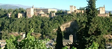 la alhambra grenade espagne