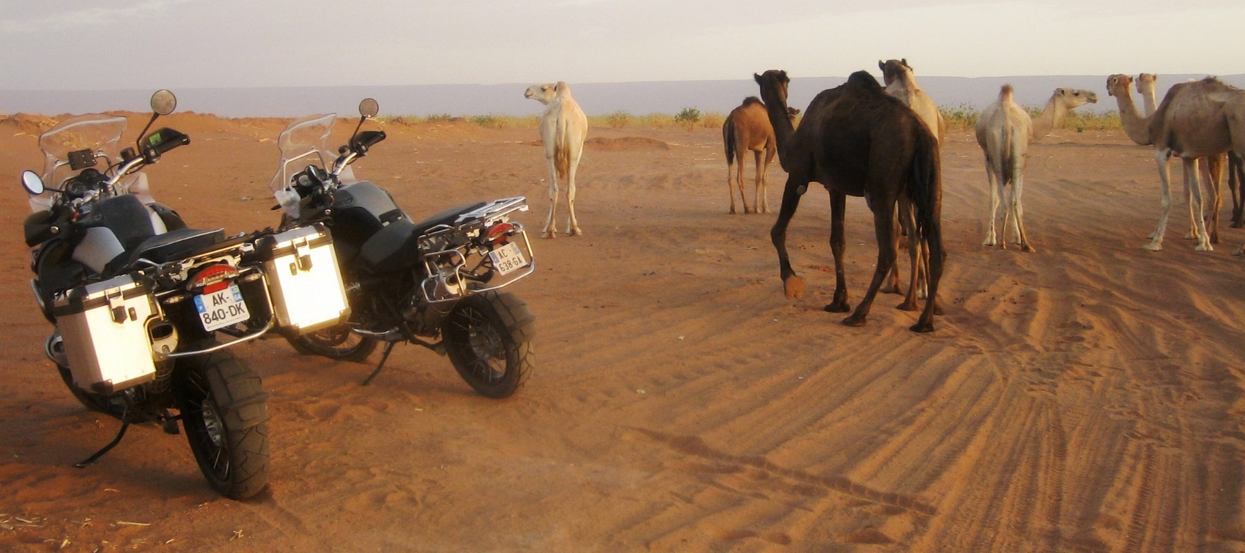 road trip au maroc en moto