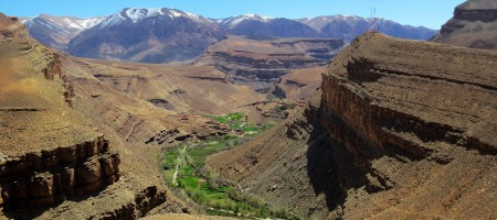 moto montagne maroc