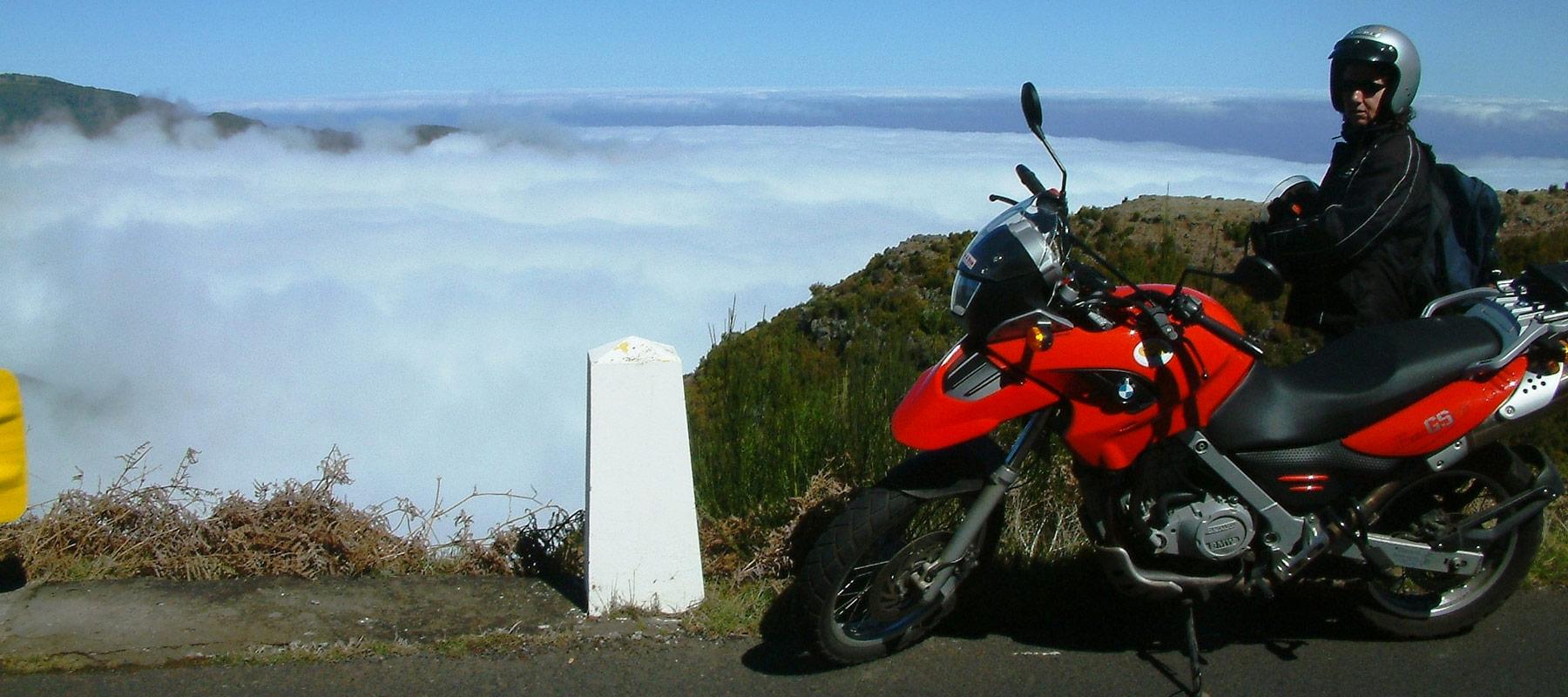 road trip en moto a madere