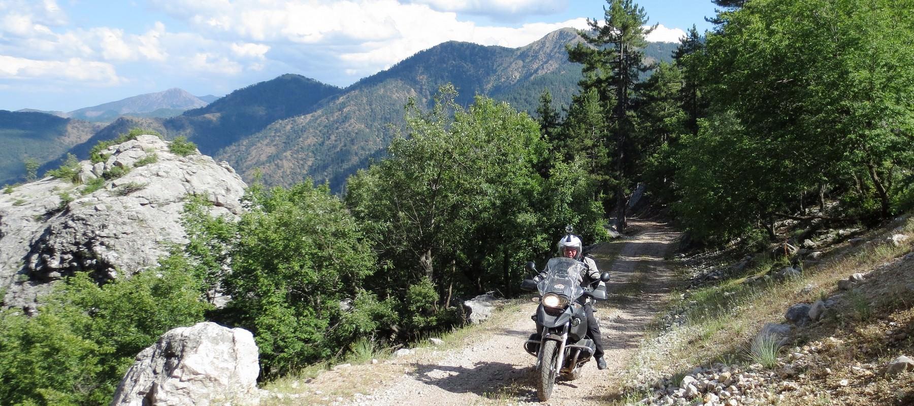 cappadoce et monts taurus  u00e0 moto avec west euro bikes