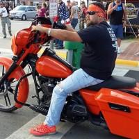 voyage moto Etats Unis