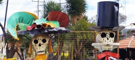 le jour des morts mexique