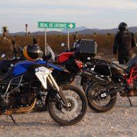 Routes moto mexique