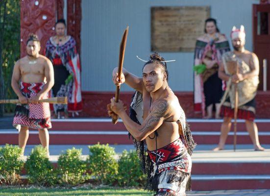 Peuple Maori et ses traditions
