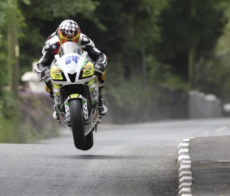 Timothée Monot au Tourist Trophy