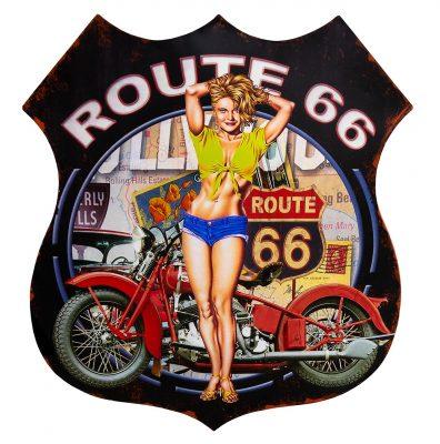Route 66 Historique