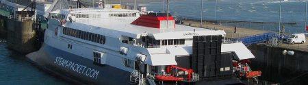 Ferry Steam Packet Ile de Man