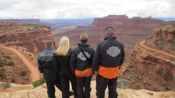 go west road trip moto usa