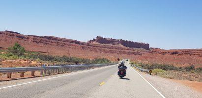 voyage moto arizona usa